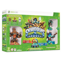Skylanders Swap Force Xbox 360 Starter Pack Sellado