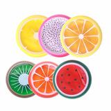 12 Crystal Slime Frutas Ch Moco De Gorila