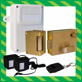 Kit Universal Apertura Cerradura Blindex P/ Control Remoto