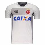 Camisa Vasco Umbro Treino 2017 Masculina Original