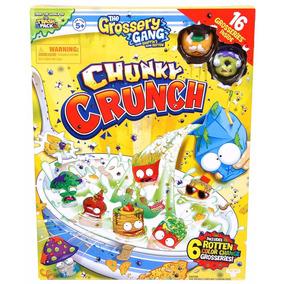 Educando Grossery Gang Caja De Cereales 16 Figuras Sorpresa