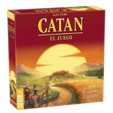 Juego Catan Basico En Español 2018 - Envío Gratis / Diverti