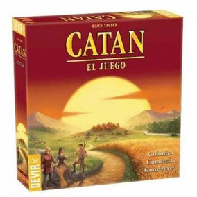 Los Colonos De Catan Basico Español - Envío Gratis / Diverti