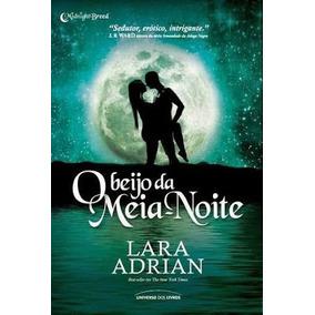 Livro O Beijo Da Meia Noite