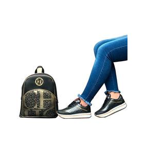 Zapatos Mujer + Bolso Mujer, Deportivos, Moda