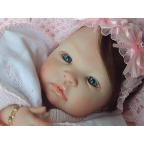 Bebê Reborn Julia-pronta Entrega!!super Promoção!