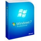 Key Windows 7 Pro Sp1 Fpp Original 32/64 Bits + Nota F