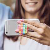 Popsocket + Clip Combo Soporte Celulares Auto Tablets