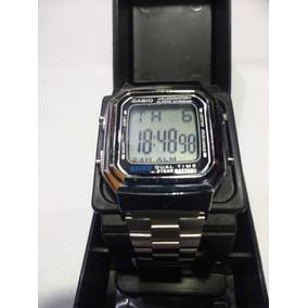 8f2a1da6acc Relogio Casio Metal Prata - Relógios De Pulso no Mercado Livre Brasil