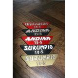 Zanella Andina, Surumpio Y Chacarera Insignias