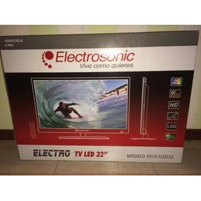 Tv Led Electrosonic 32