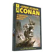 Livro Coleção A Espada Selvagem De Conan Vol 2- Novo Lacrado