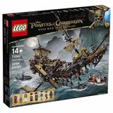 Lego 71042 Barco Silent Mary Piratas Del Caribe, Env Gratis