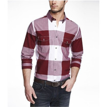 Camisa Marca Express Mod 8282 313 Extra Slim Fit