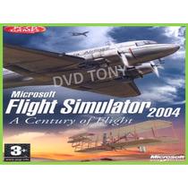 Flight Simulator 2004 Simulador De Vuelo Español Pc