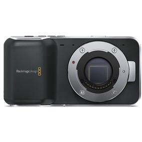 Blackmagic Design Pocket Cinema Camera, Nova Na Caixa!