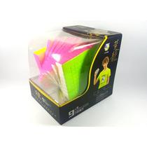 Cubo Rubik Yuxin 9x9 Huanglong. Speedcube, Lubricado,