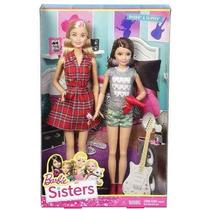 Barbie Família Dupla De Irmãs - Barbie & Skipper Mattel