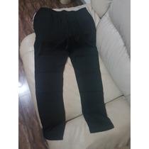 Pantalon Casual O De Vestir Dama Mujer Ropa Talla L Negro