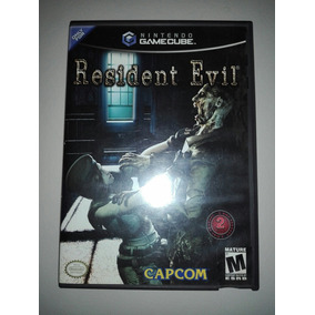 Resident Evil Remake Nintendo Gamecube Impecable