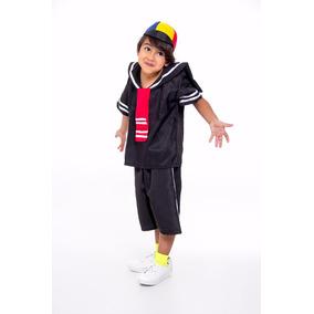 Fantasia Kiko Infantil,quico Da Turma Do Chaves Chiquinha