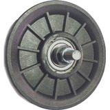 Roldana Academia / Musculação 90mm - Com Rolamento