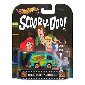 Hot Wheels Mistery Machine Maquina Del Misterio Scooby Doo