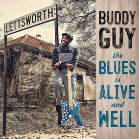 Guy Buddy Blues Is Alive & Well Usa Import Cd Nuevo