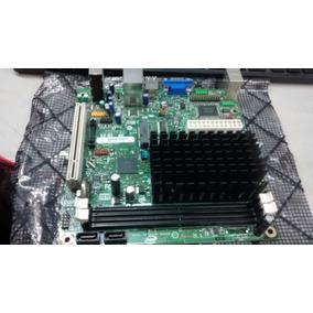 Placa Mae Intel Com Processador Integrado D-510mo(b) Ddr-2