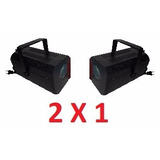 Luces Audioritmica Caleidoscopicas 2x1 Miniteca Disco Led Cl