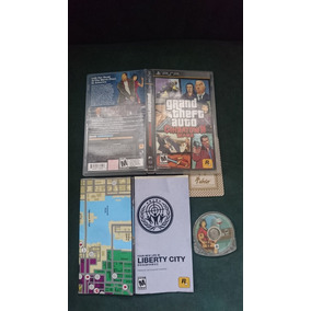 Grand Theft Auto Chinatown Wars - Psp + Usado