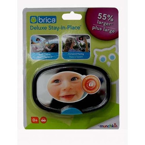 Espejo Giratorio Para Carro Stay In Place Bebe Munchkin