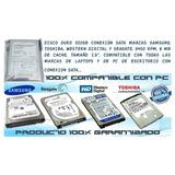 Disco Duro Sata 320gb Ps3,xbox,dvr,laptop,pc Oferta