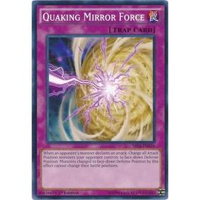 Força Do Espelho Trêmula / Quaking Mirror Force (sr04)