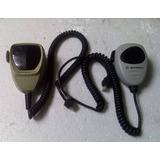 Microfonos Para Radio Comunicaciones Para Bases Y Portatiles