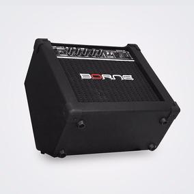 Amplificador Cubo P/ Baixo Borne Impact Bass Cb60 Preto