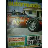 Revista Automundo 126 Ternengo Tres Arroyos Dragster Premio