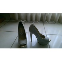 Preciosos Zapatos C&a Color Ostion #23