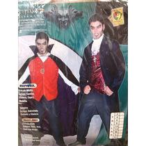Disfraz De Dracula Adulto