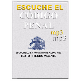 Código Procesal Penal En Audio Mp3