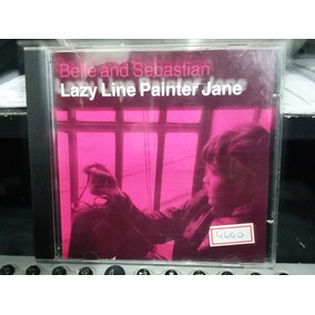 Cd - Belle And Sebastian - Lazy Line Painter Jane