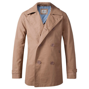 Oferta!! Campera Trench Hombre Semi-impermeable Yorke Inside