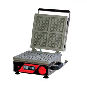 Máquina De Waffles 110v Quadrada Simples Mwqs - Croydon