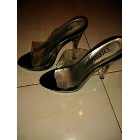 Zapatos Acrilico