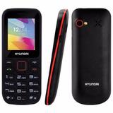 Celular Telefone 2 Chips Hyundai Original Idosos Sd Rádio