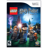 Video Juego: Lego Harry Potter: Years 1-4, Para Wii