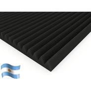 Paneles Placas Acústicos Alpine Basic 50x50cm X30mm Musycom