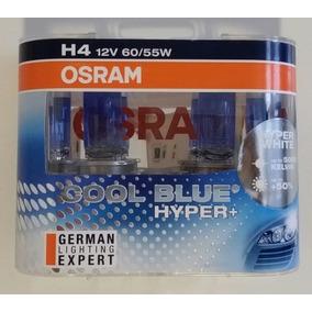 100% Original Osram H4 Cool Blue Hyper + 5000k