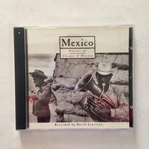 Cd Fiestas De Oaxaca Y Chiapas David Lewiston 1976 Folclor