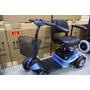 Cadeira De Rodas Scooter Elétrica Motorizada Desmontável Pf5